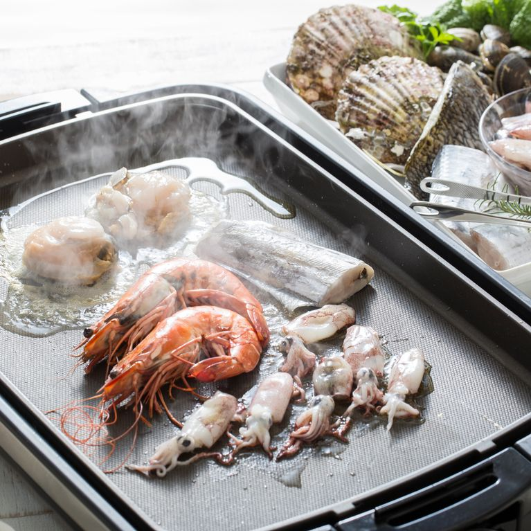 recette de poisson à la plancha